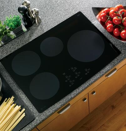 """GE Profile PHP900DMBB 30""""  Cooktop, in Black"""