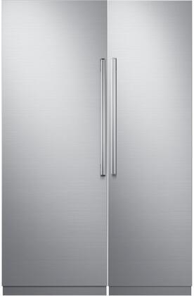 Dacor 772350 Modernist Side-By-Side Refrigerators