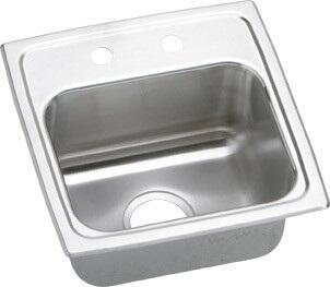 Elkay BLRQ1516MR2 Bar Sink