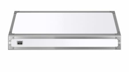 "Viking TVWH660x 66"" Tuscany Series Wall Mount Hood with Heat Sensor, Dishwasher-safe Baffle Filters, LED Lights, and Backlit LED Knobs, in"