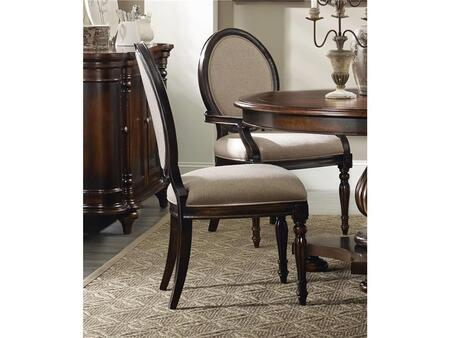 Eastridge Oval Back Side Chair