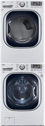 LG 705839 Washer and Dryer Combos