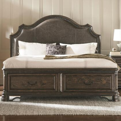 Coaster 204040Q Carlsbad Series  Queen Size Panel Bed