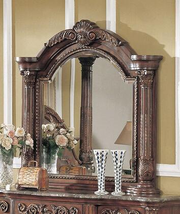 Yuan Tai KA7606M Kamella Series Arched Portrait Dresser Mirror