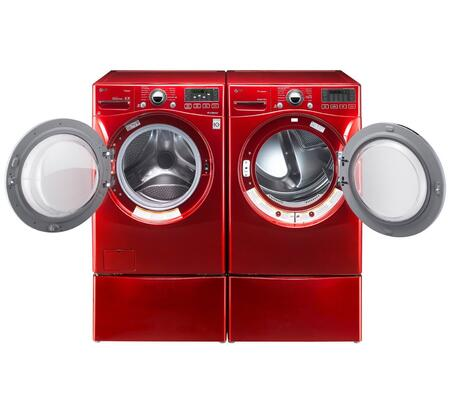 LG 342199 Washer and Dryer Combos