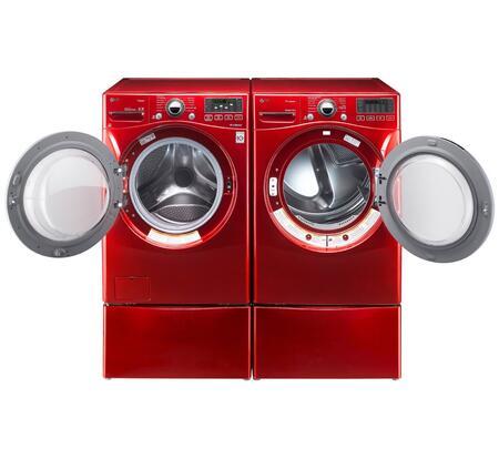 LG WM3070HRAPDPAIR2 Washer and Dryer Combos