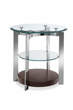 Stein World 990023 Barselona Series  End Table