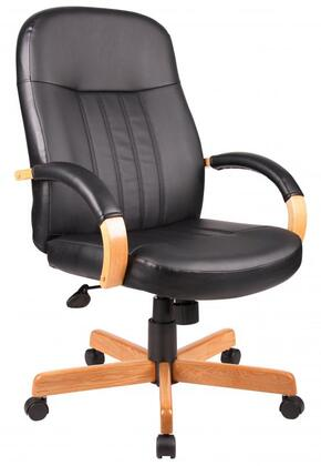 "Boss B8376K 27"" Adjustable Contemporary Office Chair"