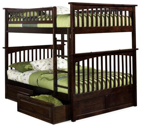 Atlantic Furniture AB55524  Bunk Bed