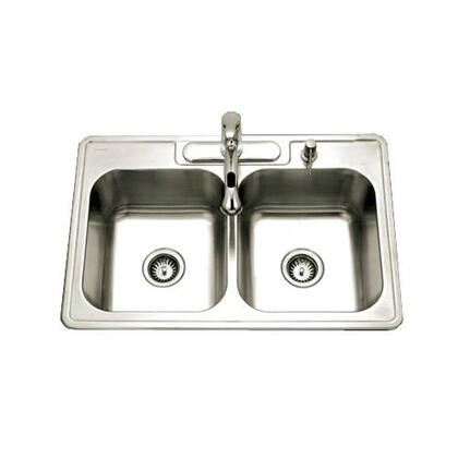 Houzer 33229BS41 Kitchen Sink