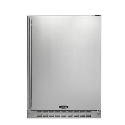Marvel 60RGDMSSFL Built-In Outdoor Refrigerator