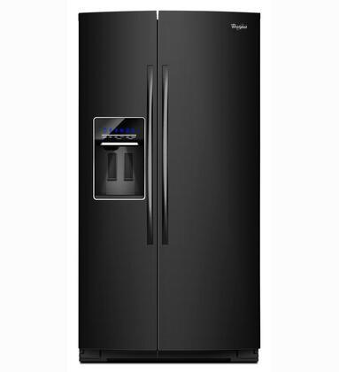Whirlpool GSC25C6EYB Freestanding Side by Side Refrigerator