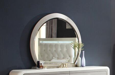 Acme Furniture 20194  Rectangular Landscape Dresser Mirror