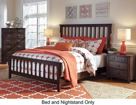 Signature Design by Ashley B568QPBEDROOMSET Strenton Queen B