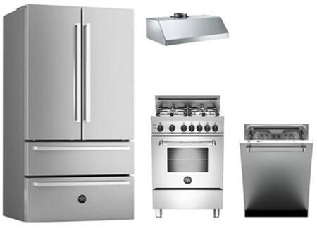 Bertazzoni 743418 Kitchen Appliance Packages