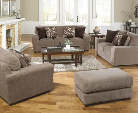 Jackson Furniture 44874PCSTLARMBNKIT1OT Prescott Living Room