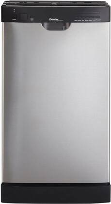Danby DDW1899BLS Designer Series Built-In Fully Integrated Dishwasher