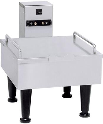 Bunn-O-Matic 27825.000x Single Soft Heat Stand Docking System with Instant Power Contact with Servers in