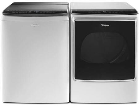 Whirlpool 730168 Washer and Dryer Combos
