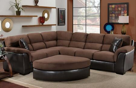 Chelsea Home Furniture 75E3886365PO McLean Living Room Sets