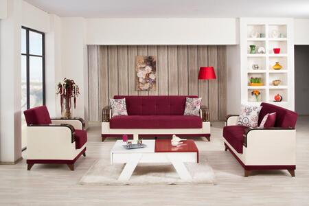Casamode ALMIRASBLSACGB Living Room Sets
