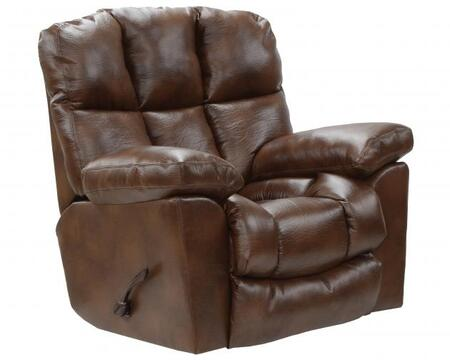 Catnapper 45492121519301519 Griffey Series Transitional Bonded Leather Metal Frame  Recliners
