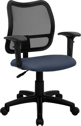 "Flash Furniture WLA277NVYAGG 22"" Contemporary Office Chair"