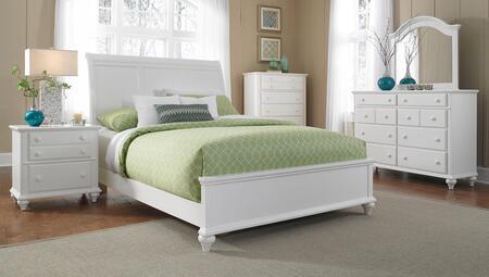 Broyhill HAYDENSLEIGHBEDQSET4 Hayden Place Queen Bedroom Set