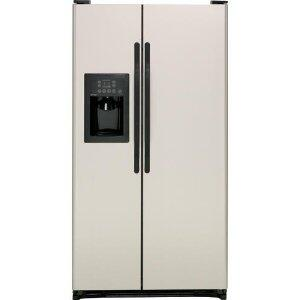 Hotpoint HSM25GFBSA Freestanding Side by Side Refrigerator