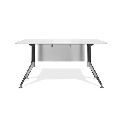 Unique Furniture 400WH Modern Standard Office Desk