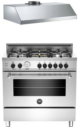 Bertazzoni 714847 Kitchen Appliance Packages