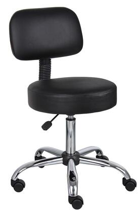 "Boss B245BK 24"" Adjustable Contemporary Office Chair"