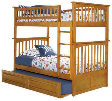 Atlantic Furniture AB55137  Twin Size Bunk Bed