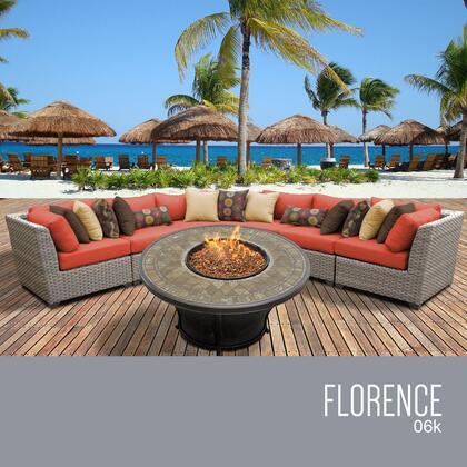 FLORENCE 06k TANGERINE