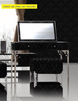 VIG Furniture PRAGUEDR Prague Series Wood Dresser
