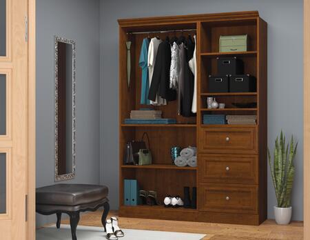 Bestar Furniture 40870 Versatile by Bestar 61'' Classic kit