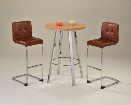 Acme Furniture 71465T2C Bar Table Sets