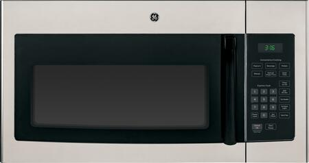 GE JNM3161MFSA 1.6 cu. ft. Over the Range Microwave Oven with 1000 Cooking Watts, in Silver