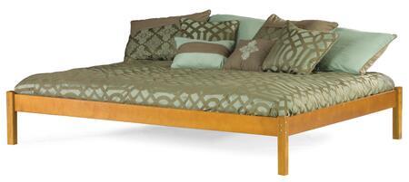 Atlantic Furniture SCONCORDOFQUEENWH Concord Series  Queen Size Bed