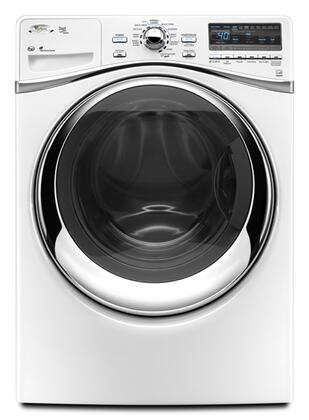 Whirlpool WFW95HEXW Duet Steam Series Front Load Washer