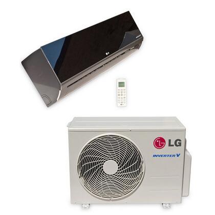 LG LA090HSV2 Mini Split Air Conditioner Cooling Area,