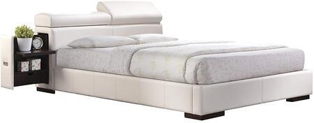Acme Furniture 20414CK Manjot Series  California King Size Panel Bed