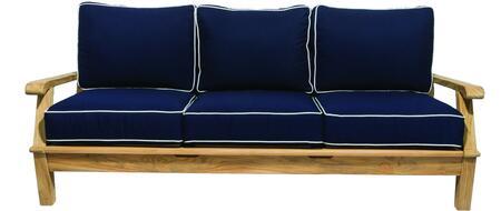 Royal Teak Collection MIA3X Miami Sofa / 3 Seater