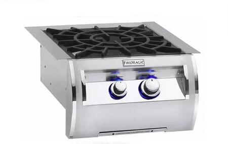 "FireMagic 194B0X0 Diamond 19"" Power Burner, Up to 60,000 BTUs"