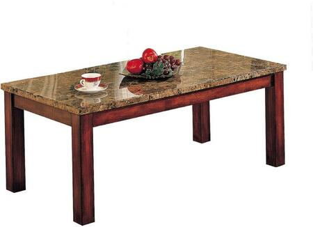 Acme Furniture 07372 Brown Cherry Casual Table