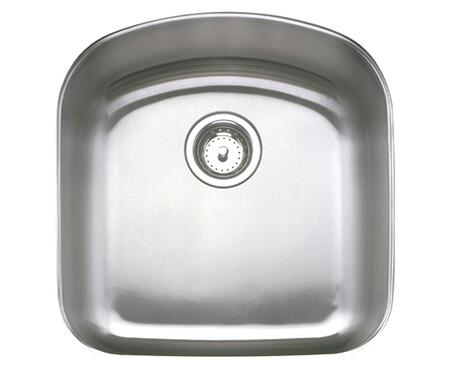 Wells KPU20219D Kitchen Sink