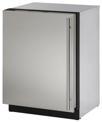 U Line U 3024fzrs 01a 24 Inch Upright Freezer With 4 5 Cu