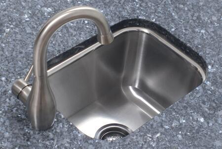 Aline CO1416A10RE Kitchen Sink