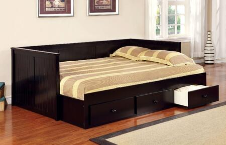 Furniture of America CM1927BKBED Wolford Series  Full Size Bed