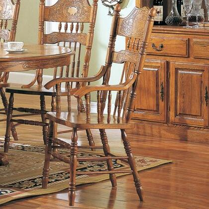 Coaster 5477AN Mackinaw Series Traditional  Dining Room Chair